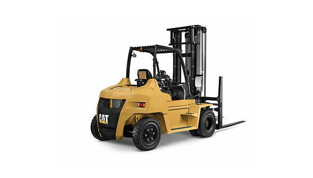 MCFA Cat Lift trucks slideshow