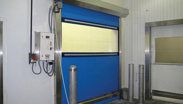 Rytec doors & Opening the Door to Lower Energy Costs | 2012-11-02 | Refrigerated ...