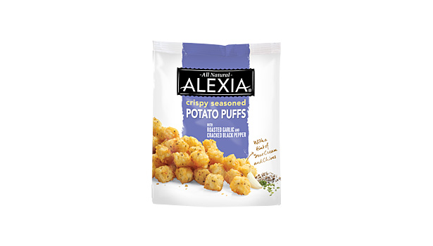 Alexia Foods potato puffs
