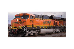 BNSF railcar