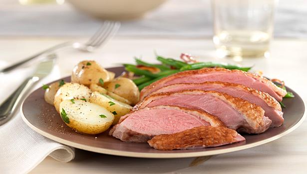 Maple Leaf Farms duck breast foodservice