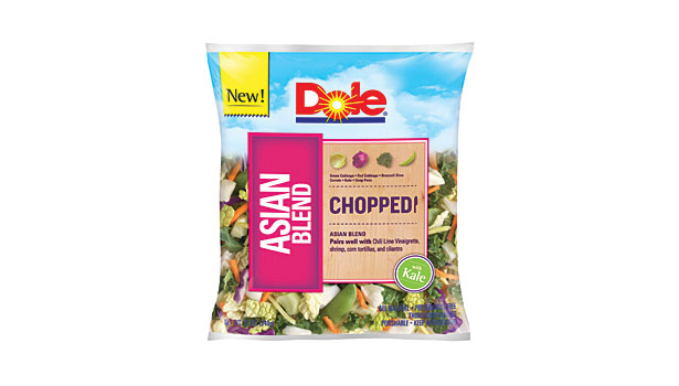 Dole Asian Blend chopped salad