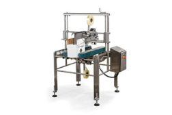 Combi sanitary case sealer