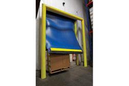 Energy-efficient doors