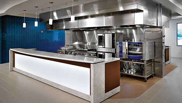 Test Kitchen Design Enchanting Cold Storage Construction Trends What's Old Is New Again  2013 Decorating Inspiration